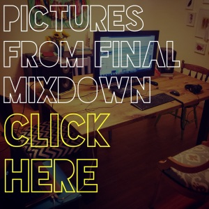 Link to pictures from the final mixdown of Driving at Night by Daniel C Pappas