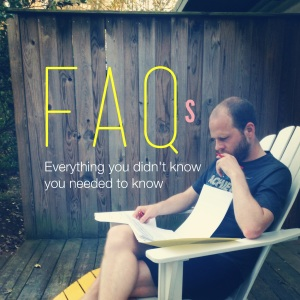 Link to FAQs Everything you didin't know you needed to know